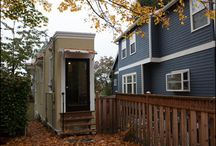 Montlake 'spitehouse' up for sale / There's spite and then there's SPITE. And, depending on the story you believe, there's a home in Montlake -- a small one at that -- that was likely built with the capital 'S' in mind.   To neighbors the 830-square-foot house on the corner of 24th Avenue East and East Boston in Montlake is an icon; but what the home, known as the Montlake Spite House, lacks in size it more than makes up for in story, myth and legend.