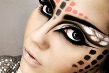 Face art and make up