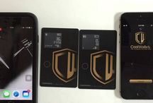 CoolWallet S - Ultimate Bitcoin Wallet / The world's only mobile hardware wallet. Made for iPhone or Android. Complete Cold Storage for Bitcoin, Ethereum, Litecoin, Ripple, Bitcoin Cash, and ERC20 Tokens.  Convenient, Fast, & Private Setup Completely anonymous and no registration needed.  Secure your investment in minutes.  Keep it private, keep it safe, keep it Cool Have total, end-to-end control over your cryptocurrency with an EAL5+ certified Secure Element microchip on a tamper-proof physical device.