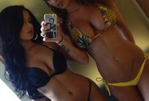 Big Tit Amateur / Amateur girl with big boobs