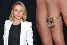Celebrity Engagement Rings / by The National Wedding Show