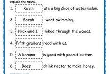 Grammar/Writing / by Brittany Braun