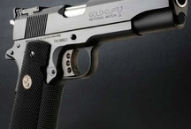 Guns / by Butch Pope