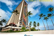 Waikiki Wedding Inspiration  / Aloha..Some ideas planning a wedding in Hawaii!
