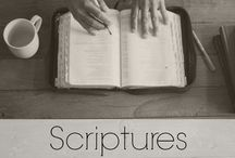 Scriptures and Inspirational Quotes