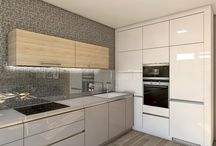 Kitchen by Mari / interio design http://mariinteriery.blogspot.cz