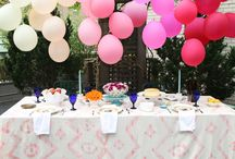 Celebrate / Decor, tablescape, invitations, and more ideas for throwing the best party of your life.