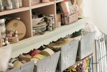 Creative spaces and storage