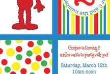 Party: Sesame Street