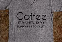 Coffee sayings
