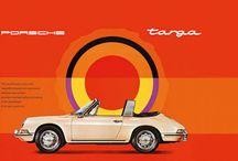 Anuncios Porsche / Míticos anuncios de Porsche desde 1964 hasta nuestros días.
