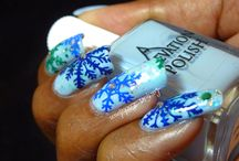 2015 Stamping Nail Art / Stamping Nail Art in the 2015 ;)