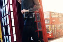 CS | in Fashion Week / Looks CS de modelos e blogueiras nas semanas de moda internacionais