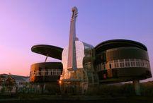 Архитектура / Архитектурные новинки и шедевры мировой архитектуры