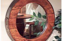 DIY: Wood, Pallets, Barrels / by Alexis Kennedy