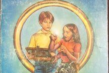 Vintage Children's Fantasy / Various children's fantasy books that shouldn't be forgotten.