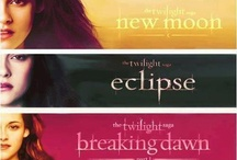Twilight, New Moon, Eclipse,Breaking dawn pt.2.1.❤❤