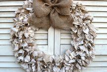 Wreaths to go Around