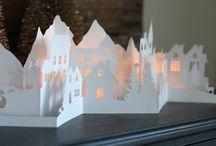 3D из бумаги