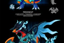 Pokemon Fusions Ideas