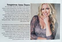 Anna Danes in The News✨