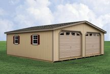 Garages / Dream garages....