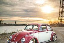 old cars  / VW boble