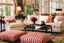 Living room & Dens / by Rebecca Wachtman