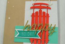 Cards-Holiday 2014 / by Vicki Stys