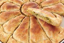 Pırasalı Arnavut böreği