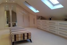 Loft Conversion Ideas / A loft conversion is a great way to add extra space, whether it's for an extra bedroom, bathroom, workspace or playroom. Get inspiration from these loft conversion ideas.