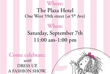 Birthday Invitations / by Big City Moms