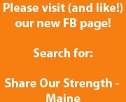 Share Our Strength / Be the Change you want to see.  / by Lillian Lake