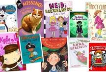 Books / by Cyndi Boaz