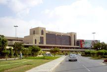 Karachi - landmarks / Pakistan's largest cosmopolitan and Sophie's hometown