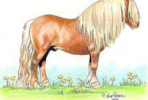 Furbergin hevosia