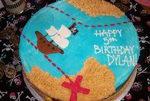 Пиратские торты