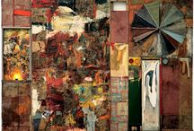 Rauschenberg / by Peter Anderson