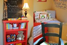 Book themed rooms