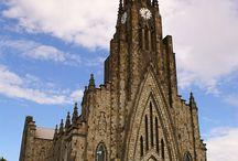 Brazilian churches