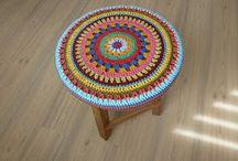Haken (Crochet). / Haak voorbeelden.