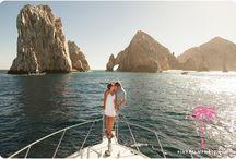 Engagement Sessions / Destination engagement sessions in Baja California Sur, Mexico