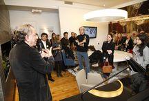 Presentación Tecno con Alberto Lievore / Bajo el título 'Tecno, la elegancia discreta de la técnica', celebramos en Espacio Aretha la #PresentaciónTecno donde contamos con la presencia de Alberto Lievore y más de 300 profesionales del sector.