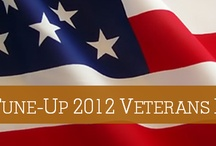 Programs for Military Veterans / We support our veterans.  Thank you for serving our country!