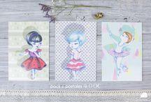 Postales / Postcards / - Postales para decir lo que quieras a quien quieras -  - Postcards to say whatever you want to whomever you want -