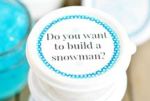 Frozen Party Ideas {for Mckinley's 6th} / by jonahbonah