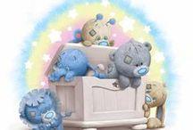 Nursery - Blue Nose Friends
