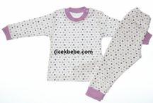 Bebe Pijama Takımı