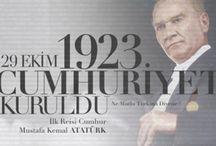 29 Ekim 1923- Cumhuriyet İlan Edildi(2015)