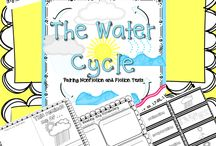 Science - water cycle